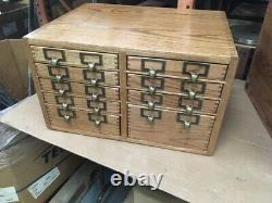 1926 1928 A. C. Gilbert Classic Period Erector Set No. 10 Repo Wooden Box