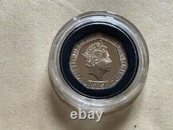 2017 Royal Mint Premium Proof Coin Set (Wooden Box)