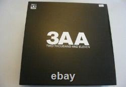 3A ThreeA Ashley Wood 3AA 2011 Membership Boxed Set Tomorrow King Oya Sealed XL
