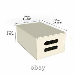 4in1 Apple Box Nested Set Film Studio Stand Prop Photography Sturdy Wooden Case