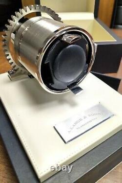 A. Lange & Sohne Watch Winder Box Set & Instructions Rare Vgc Working