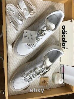 Adidas Originals Adicolor Lo W1 Wooden Box Set Limited Edition UK11 1 Of 1000