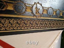 Asics Leatherback Wooden Box Set by Ronnie Fieg 29/40 Gel Lyte III Kith GL3 RARE