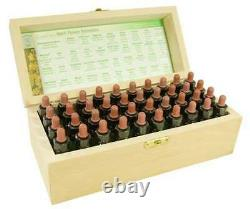 Bach Flower Remedies 10 ml Wooden Box Set