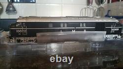 Bachmann/Rails ltd edit 31-999Y-PO LMS Twins box set in wooden presentation case