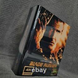 Blade Runner 1&2 UHDClub Exclusive UC #13 Wooden Box 4K Bluray Not Steelbook