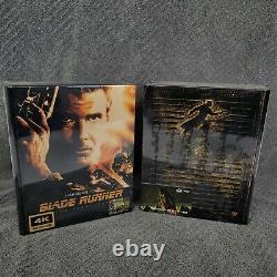 Blade Runner UHDClub Exclusive UC #13 Wooden Box 4K Bluray Not Steelbook