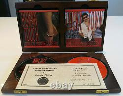 Bruce Springsteen CD Box Set Human Touch + 1 Limited Numbered Certificate RARE