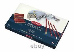 Derwent Pastel Pencil Wooden Box Set of 72
