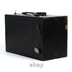 Eastman Kodak No. 4A Junior String Set Camera with Original Wooden Box