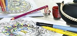 Farber Castel Polychromos Colored Pencils 120 Color Set Wooden Box 110013