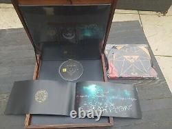 Fields of the Nephilim Ceremonies limited edition wooden box set