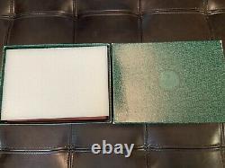 Genuine Vintage ROLEX DAYTONA WATCH Mahogany Wood Box Case 69.00.02 Complete Set