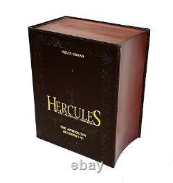 Hercules-The Legendary Journeys (1995-99)-DVD Deluxe Wooden Box 40-Disc-2011-OOP