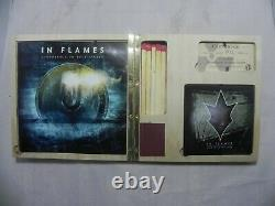 In Flames Soundtrack To Your Escape Nuclear Blast Mail Order Edition Wooden Box