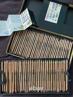 Karisma Berol Sanford Soft Lead Colouring Blendable Pencils Box set 72 pencils