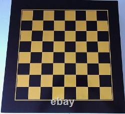M&M's Characters Wooden Limited Edition Hand Painted Chess Set New with Box