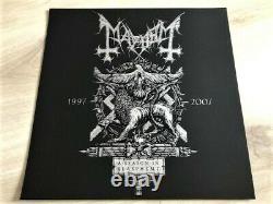 Mayhem A Season In Blasphemy Org Lim. Wooden Boxset 2018 Darkthrone, Emperor