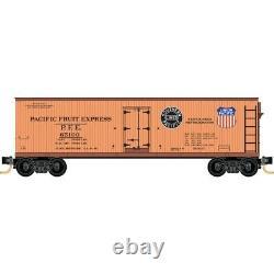 MicroTrains 99301710 N Pacific Fruit Express 16-Car Reefer Set LN/Box