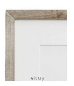 NewPottery Barn SET OF 10Wood Gallery Frames in a Box Gray Wash