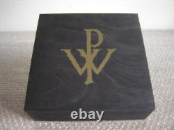 POWERWOLF Blessed & Possessed CD Box Set Strictly Limited Wooden Box + 7