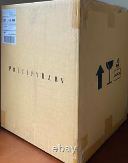 Pottery Barn Wood Gallery Frames in a Box (Set of 15) Modern White