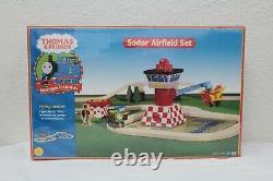 Rare Thomas The Tank Engine & Friends Item# 99525 Sodor Airfield Set New In Box