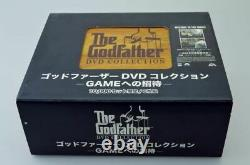 The Godfather DVD Collection 6DVD-BOX Limited to 10000 pieces with Wooden Box