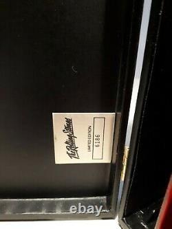 The Rolling Stones Mobile Fidelity. De-luxe 11-LP set in wooden box. NEAR MINT