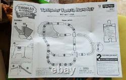 Thomas & Friends Wooden Railway Train Deluxe Thomas Fossil Run Set -opened box