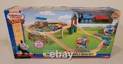 Thomas wooden Railway Mountain Top Supply Run Set New in box