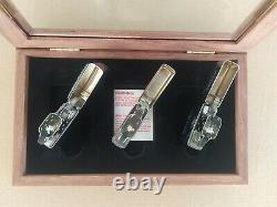 Zippo Marlboro Cigarette Lighter Collectible Set Special Edition Wooden Box NEW